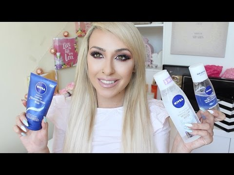 Skin Care Q&A with NIVEA cleansing specialist Lauren Murphy | DramaticMAC