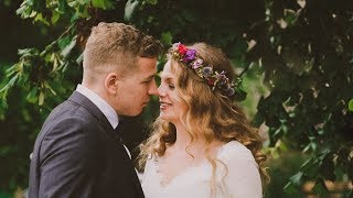 Jelde & Christopher // Boho Wedding