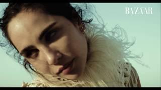 Dana Hourani: The Voice Of Untainted Creative Energy |  Harper's Bazaar Arabia