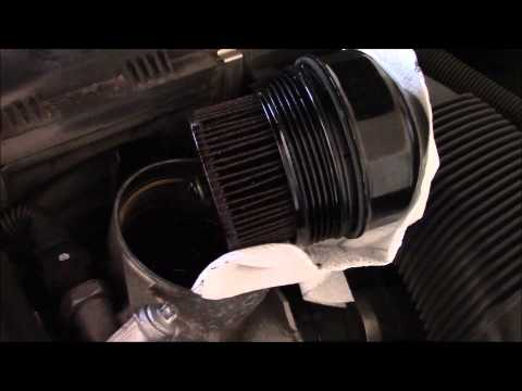 How to Change Your Oil - BMW 335i 2007-2010 e90 e91 e92 N54