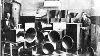 Luigi Russolo Corale 1921 Classic Industrial Noise Experimental Music www icyvideo com
