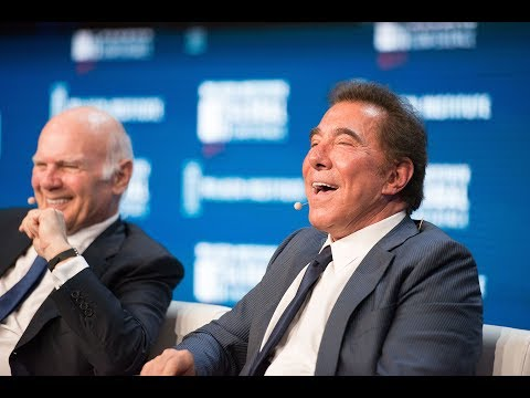 Shaping Skylines and the World: Steve Wynn and Steven Roth