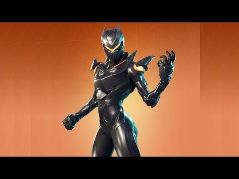 New Female Omega Skin Gameplay Fortnite Battle Royale Youtube