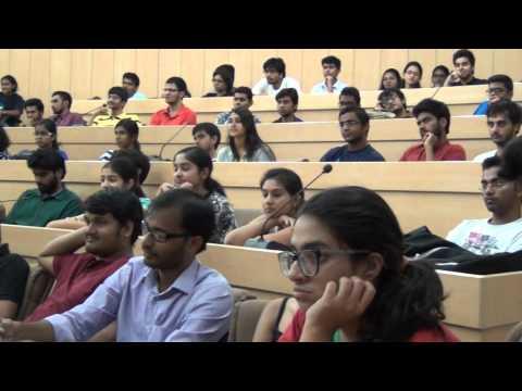 Guest talk by Dr. Jayaprakash Narayan on 'Decentralization and Good Governance '