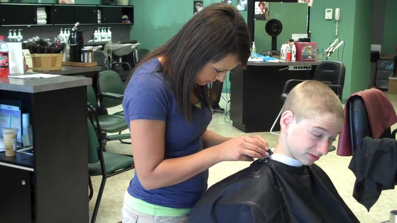 Buzz Cuts By Barberettes | Short Hairstyle 2013