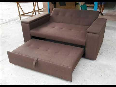 รีวิว โซฟาเบด (SOFA BED) เฟอร์นิเจอร์ By RF Furniture