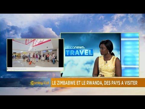 Le Zimbabwe et le Rwanda dans le classement des pays à visiter en 2017 [Travel on TMC]