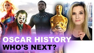 Black Panther Best Picture Nomination - Oscars 2019