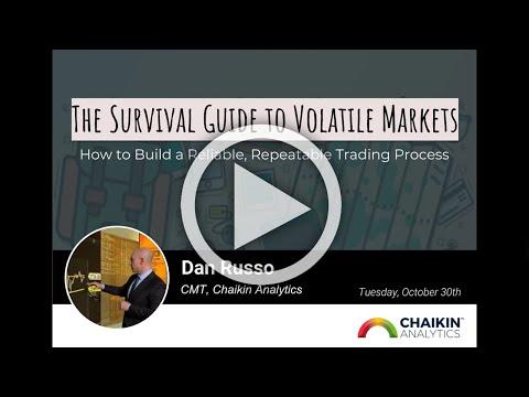 The Survival Guide to Volatile Markets 10/30/18
