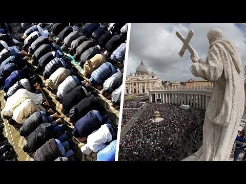 Islam Could Overtake Christianity Globally By 2070
