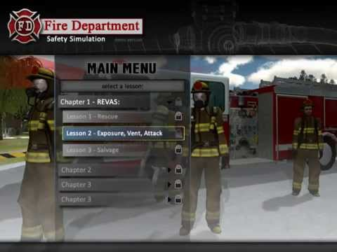 Firefighter Simulation Training