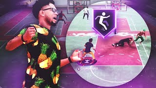 NBA 2K20 after BUFFING ANKLE BREAKER is INSANE ! HOF ANKLE BREAKER BADGE IS UNSTOPPABLE! PATCH 10