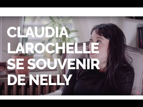 Claudia Larochelle raconte son amie Nelly Arcan | Tapis rose