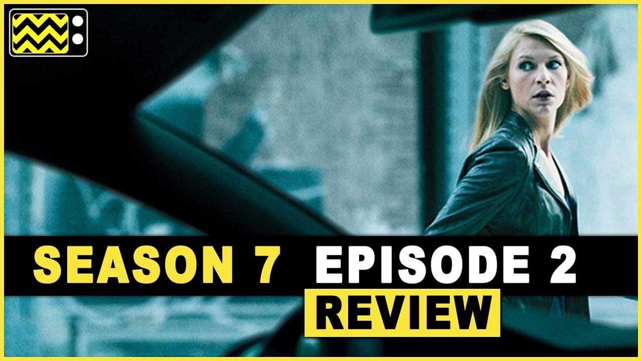 Download Homeland Season 7 Episode 2 Review & Reaction | AfterBuzz TV