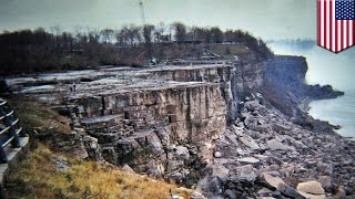 Niagara Falls dry: American Falls could be shut off for a second time - TomoNews