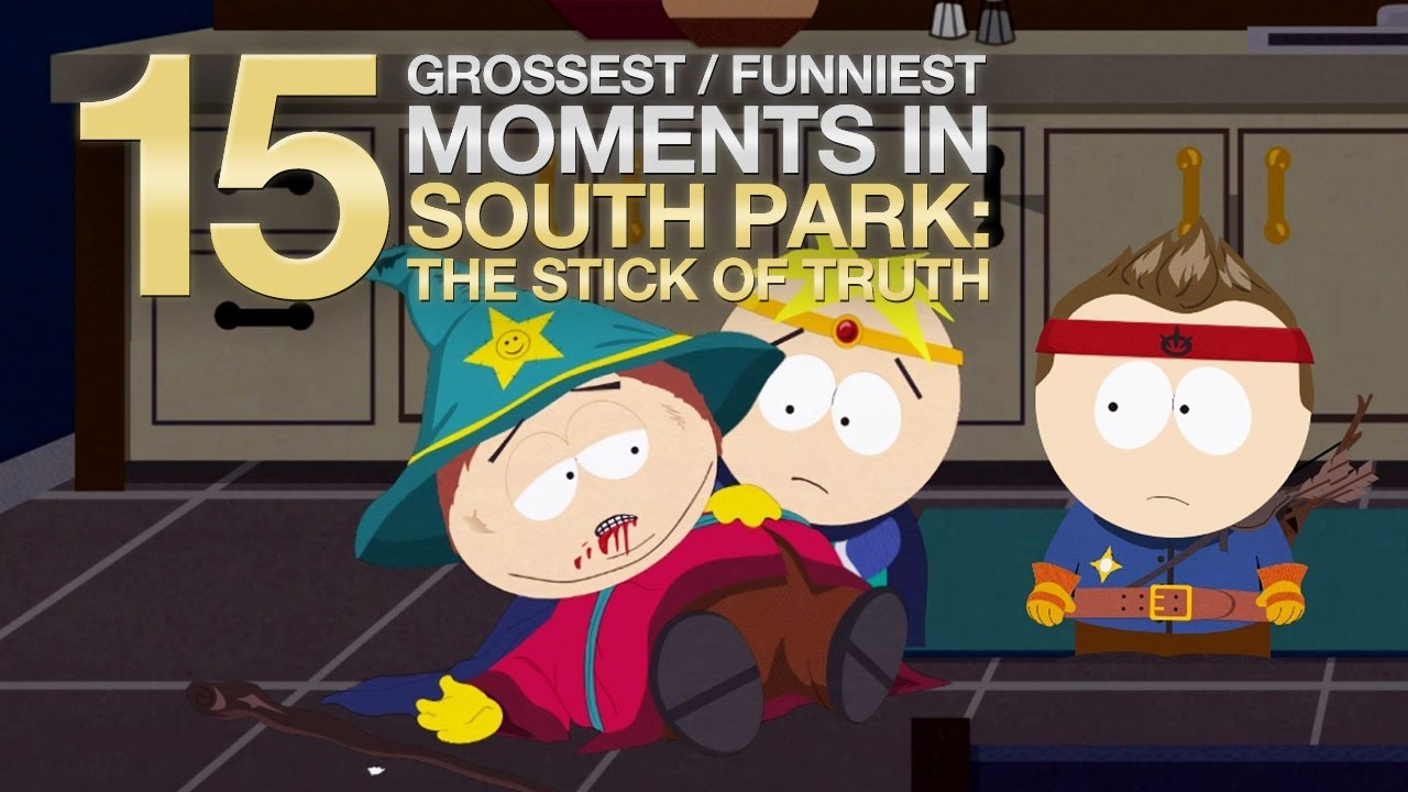an analysis of south park s controversial The influence of south park the channel as popular as it is why is south park so controversial there exists a lot critical analysis of the show.