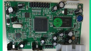 Dth card repair // video problem in card // dth card signal problem