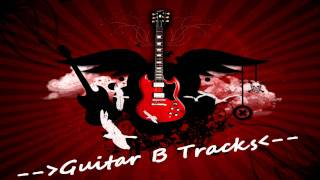 Patience - Guns N Roses (Guitar Backing Track)