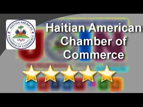 Haitian american chamber of commerce lauderhill great five for American chambre of commerce
