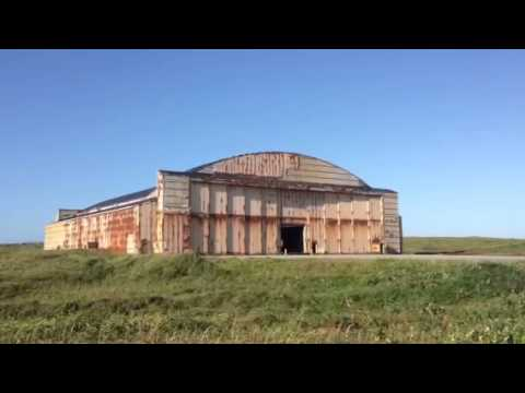 Hangar on Shemya