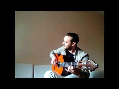 Concierto de Aranjuez part two (Joaquín Rodrigo) and Spain (Chick Corea) guitar cover flamenco style