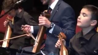 Kemence Orkestrası Semih Aytac Egitmenliğinde - Ahmet Mithat Efendi Sahnesi 21.01.2014
