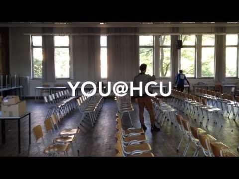 YOU@HCU — International Welcome Week 2013