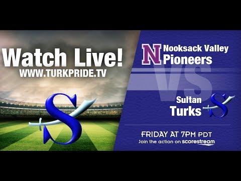 17-18 Turk Football Playoffs - Sultan vs Nooksack Valley