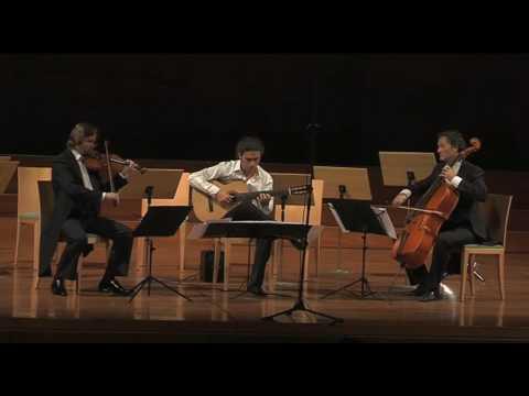 Vivaldi, Trio in G minor - I mov. andante molto