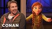 "Why Dax Shepard Is Promoting ""Frozen 2"" - CONAN on TBS"