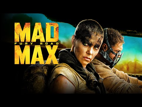 Mad Max: Fury Road behind the scene and raw footage of the crazy stunts with no CGI
