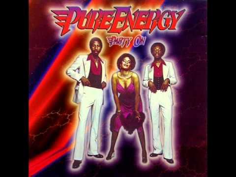 PURE ENERGY - One hot night (1984)