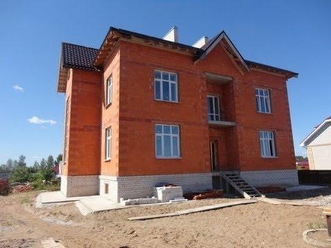 Дом из керамических блоков (часть 3)