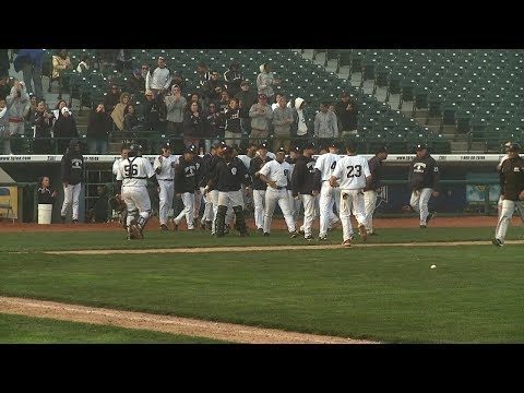 CUNY Championship Game: Men's Baseball: Queensborough vs. Bronx CC (2011)