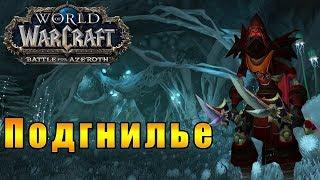 Подгнилье (The Underrot) - World of Warcraft: Battle for Azeroth [WoW: BfA] - Путь Разбойника #9