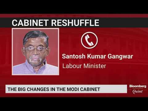 MoS Labour Santosh Kumar Gangwar: Job Creation Is A Priority
