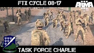 ArmA 3 Realism Gameplay - FTX Cycle 08-17 - TF Charlie