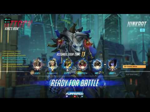 PvpTwitch [4400sr] ft surprise PLAT BORDER on my team