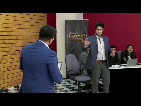 Checkmate 2.0 - Hunt for the Smartest Young Executive in the Middle East - Episode 9