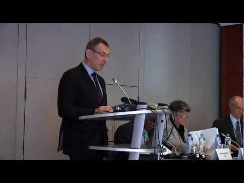 EU Commissioner Andris Piebalgs