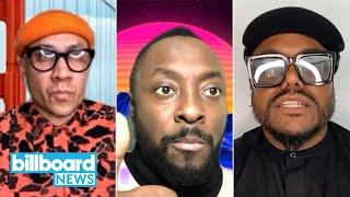 Black Eyed Peas on New Album 'Translation,' Fergie & Working With Shakira, Becky G | Billboard News
