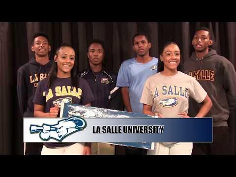 Lenape High School College Video 2017