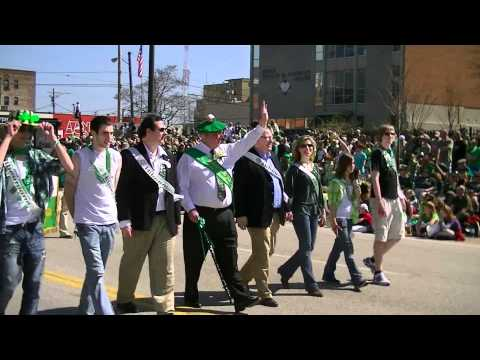 Ancient Order of Hibernians - 2012 Cleveland St. Patrick