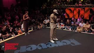 Funky J vs Henry 1ST ROUND Locking Forever - Summer Dance Forever 2018
