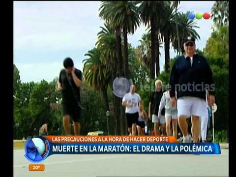 Las precauciones a la hora de hacer deporte -  Telefe Noticias
