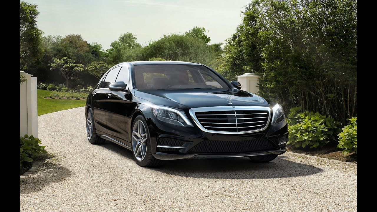 Not Live, Not in NYC: Mercedes-Benz unveils 2010 S600 and S400 ...