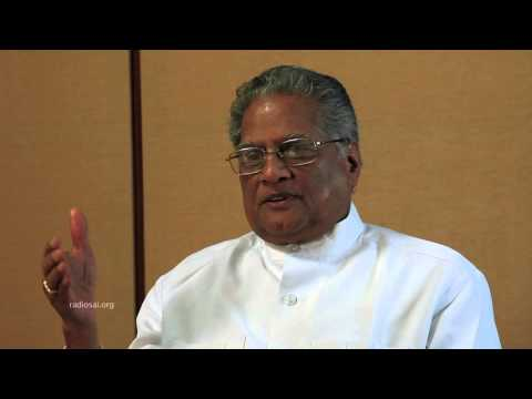 Tryst with Divinity - An exclusive conversation with Mr. K. Chakravarthi - Part 2