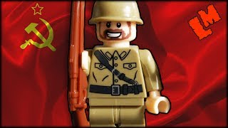Все советские лего войска на алиэкспресс. Новая курская битва!