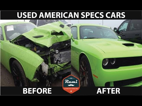 ATTENTION! Real story about used American Specs cars in the UAE