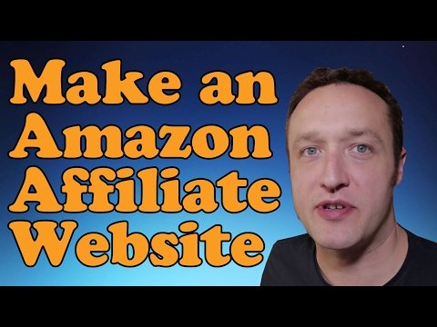 How to make an AMAZON AFFILIATE WEBSITE 2017 - With WordPress, Woocommerce and Woozone. thumbnail